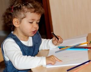 Sprachentwicklung bei Kindern