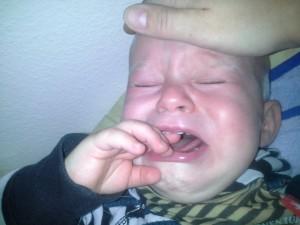 Fieberkrampf bei einem Kleinkind