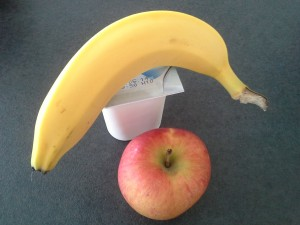Optimale Zwischenmahlzeit für Kinder