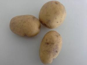 Kartoffeln als Babynahrung